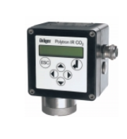 Buy Gas analyzer for detection of toxic gases and Draeger Polytron IR CO2 oxygen