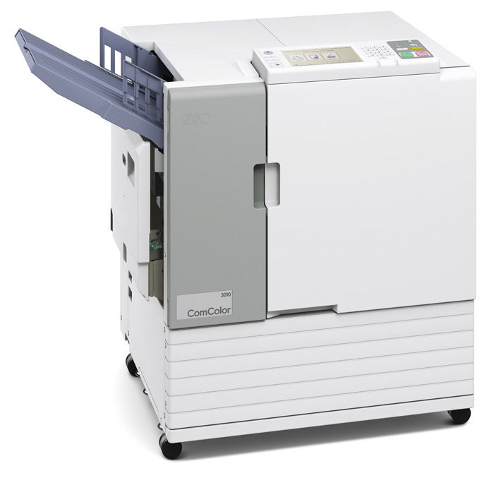 Buy Full-color ComColor 3050 and ComColor 3010 printers