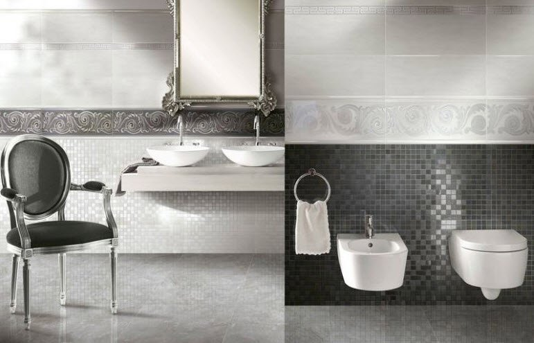 Buy Tile ceramic - the Je Lustre collection