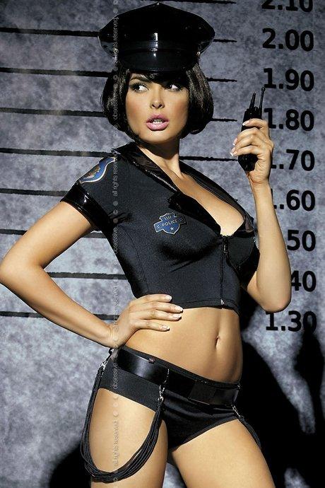 Купить Комплект - Obsessive Police set