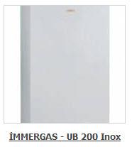 Купить Бойлеры бытовые İMMERGAS - UB 200 Inox