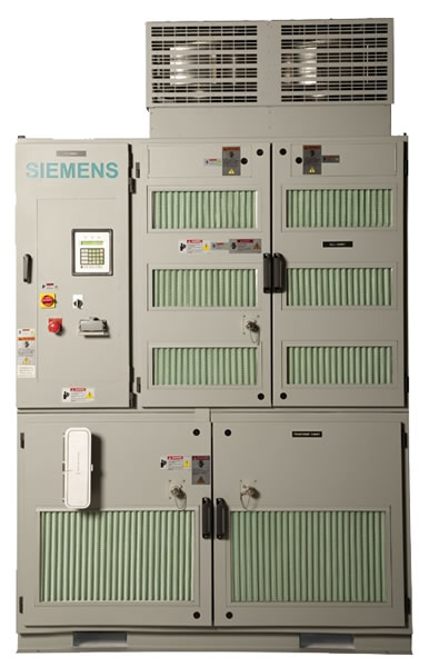 Converters frequency Siemens