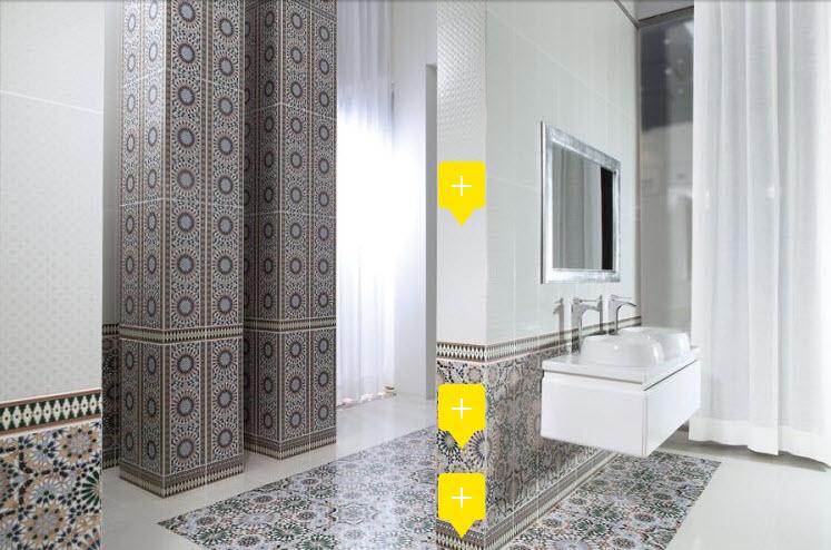 Buy Ceramic tile of Venus Marrakech