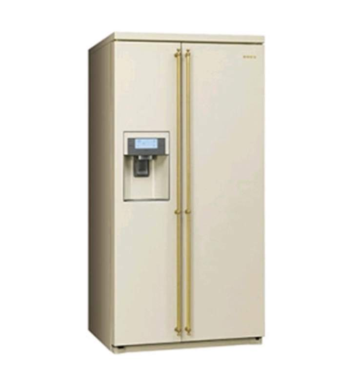 Free-standing SBS8003P refrigerator