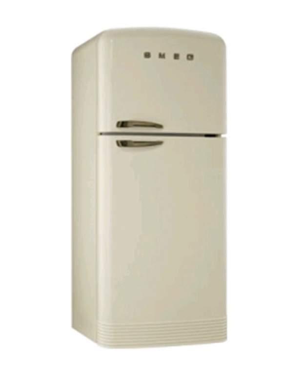 Buy Free-standing two-door FAB50PO refrigerator