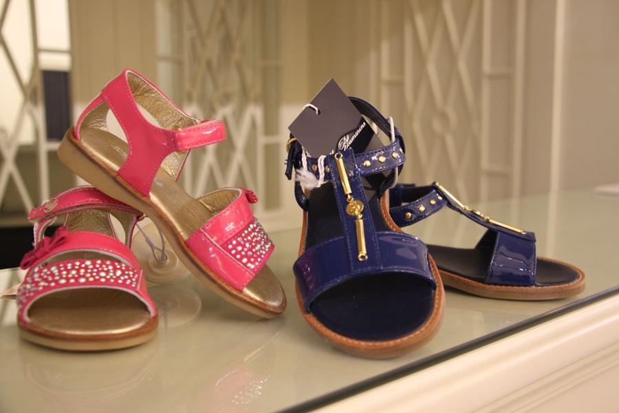 Обувь для девочек летняя VIP
