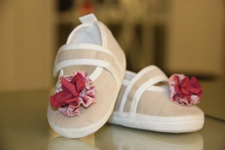 VIP -обувь для девочек