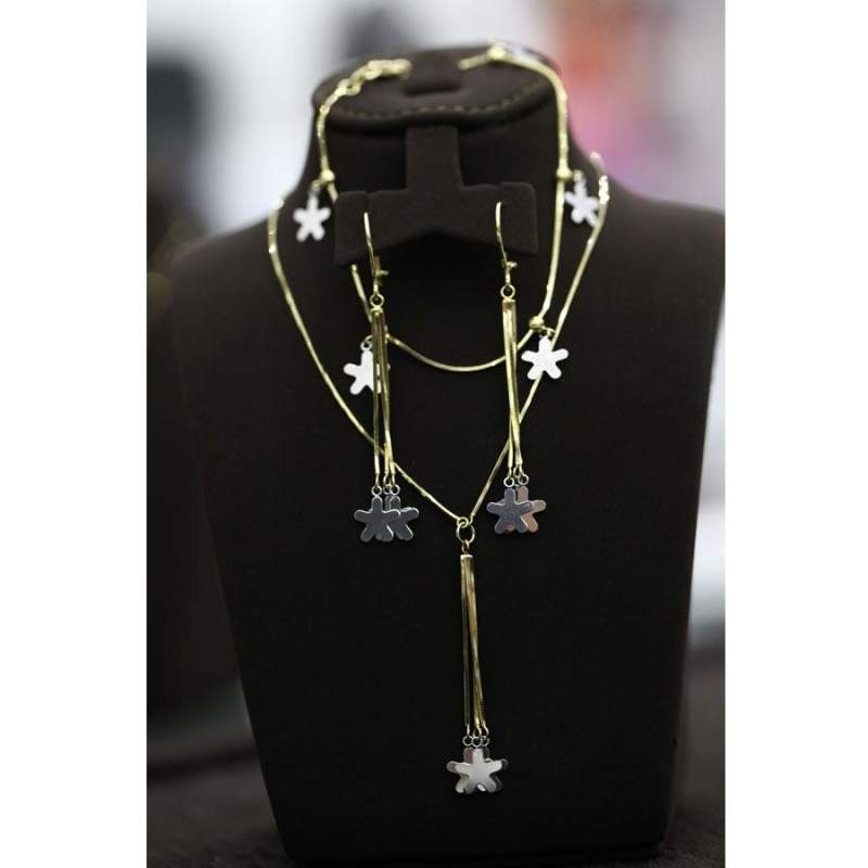 Buy Set of jewelry of gold for the girl
