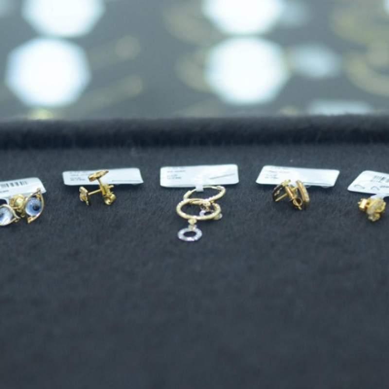 Buy Earrings from gold for girls