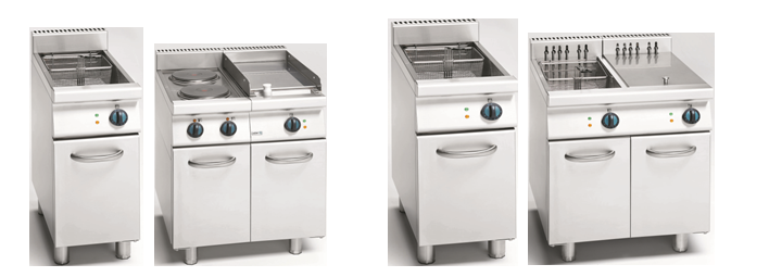 Buy Deep fryers gas and electric EF-7-700