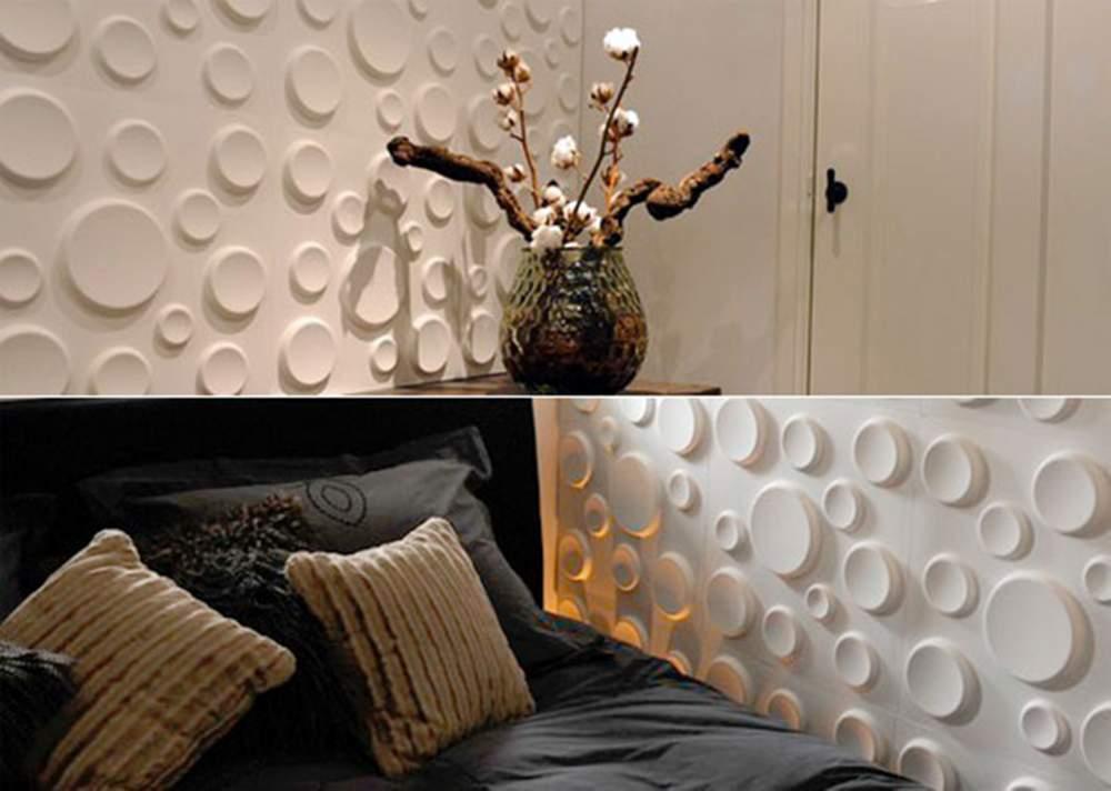 Стеновые 3D панели арт 1