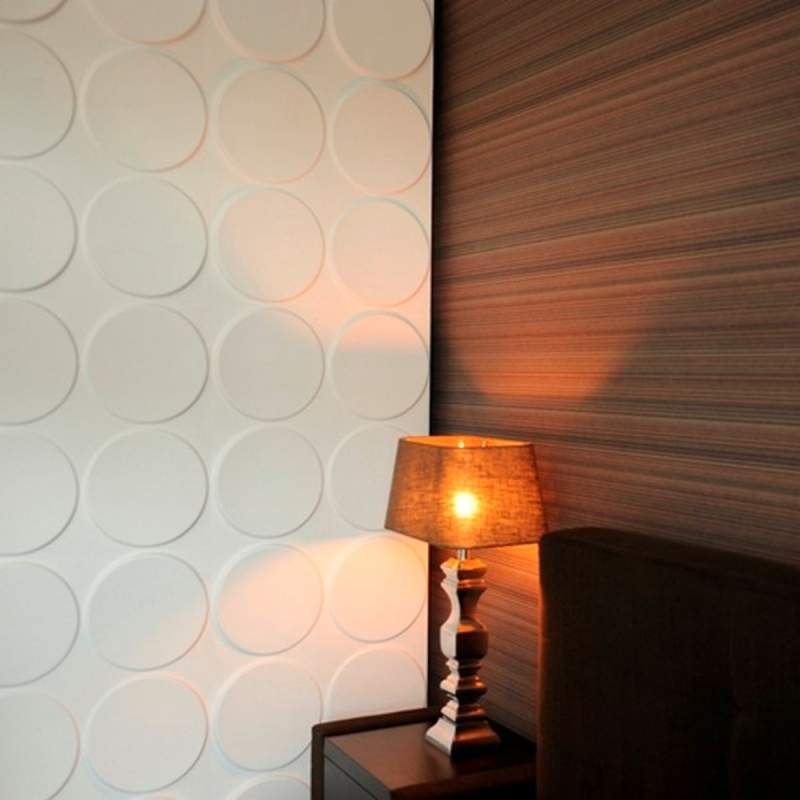Стеновые 3D панели арт 2