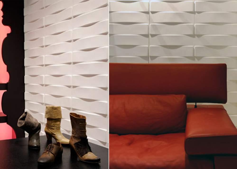 Стеновые 3D панели арт 4