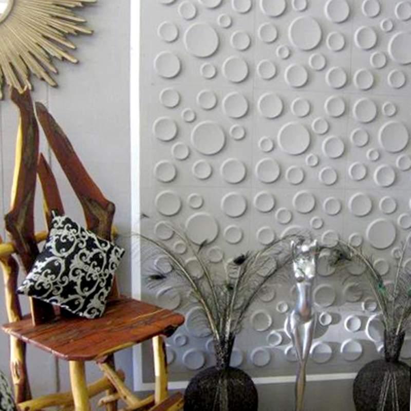 Стеновые 3D панели арт 5