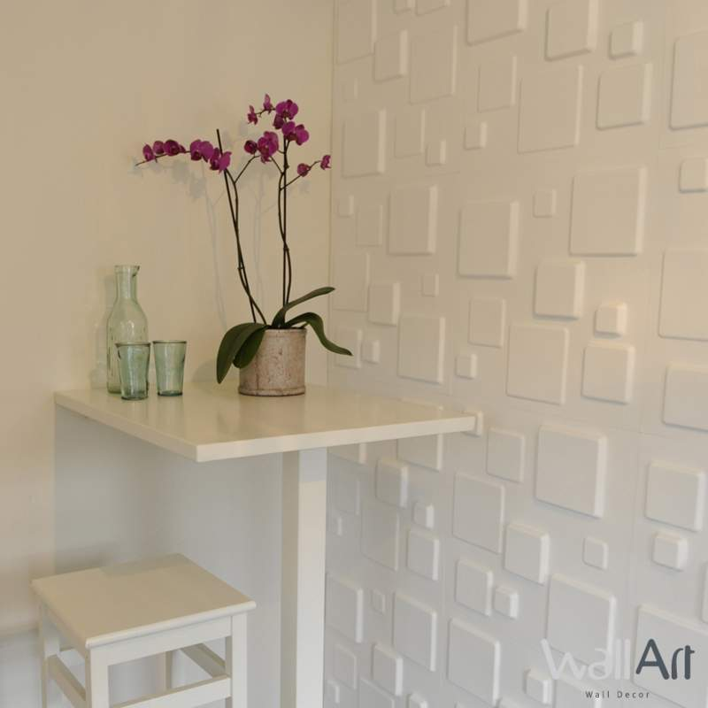 Стеновые 3D панели арт 7