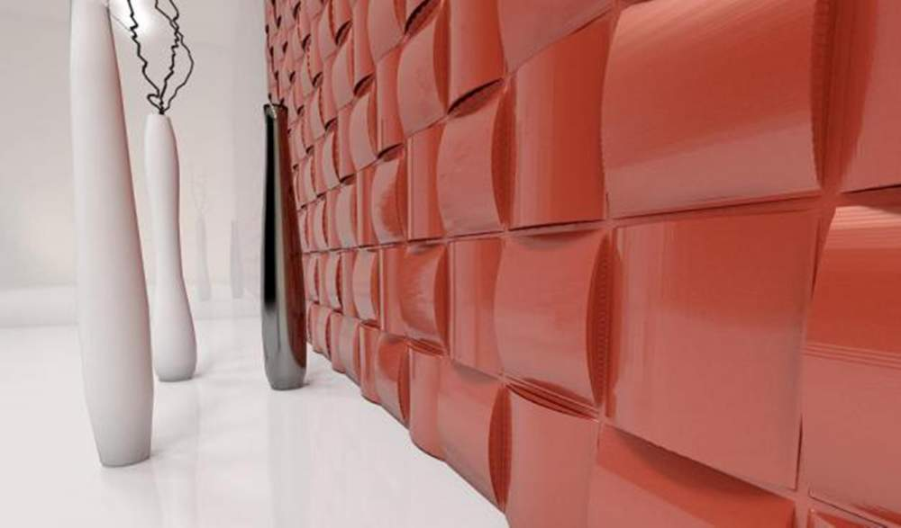 Стеновые 3D панели арт 9