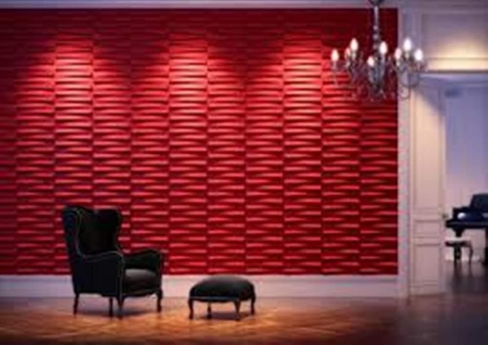 Стеновые 3D панели Арт 12