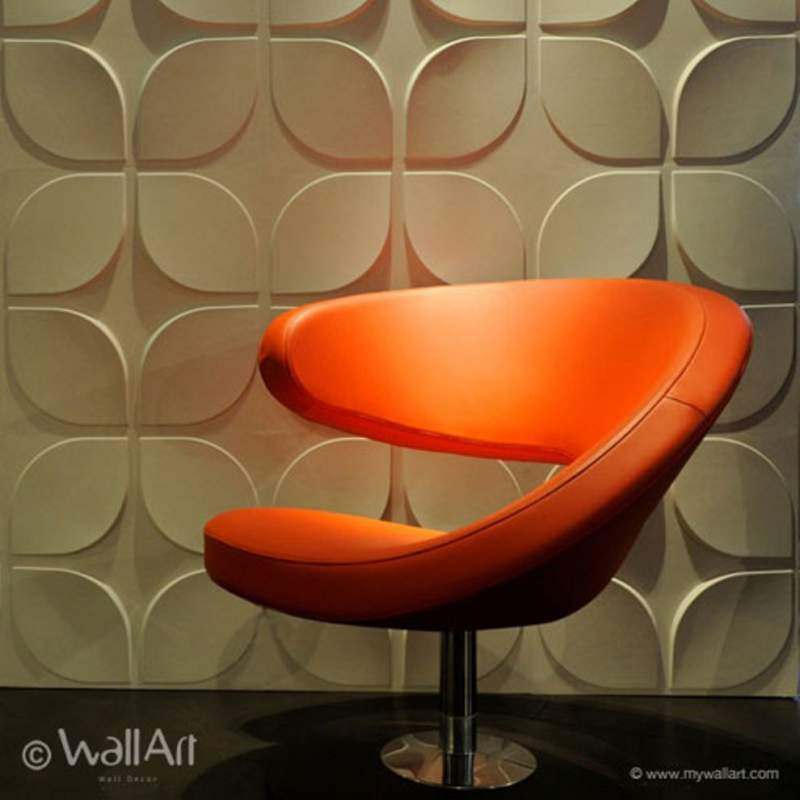 Стеновые 3D панели Арт 24