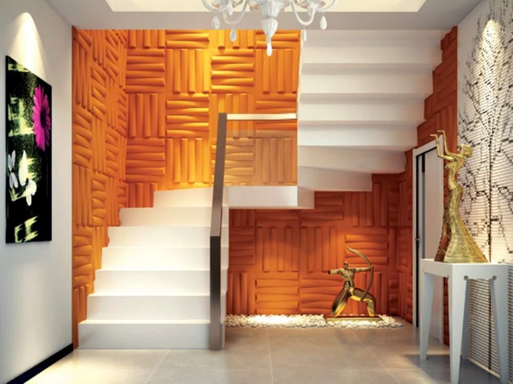 Стеновые 3D панели Арт 26