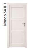 Двери Bianco SATI 1