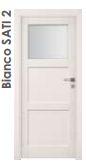 Дверь Bianco SATI 2