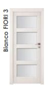 Двери Bianco FIORI 3