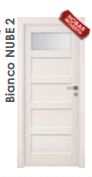 Двери  Bianco NUBE 2