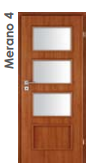 Двери  межкомнатные Merano 4
