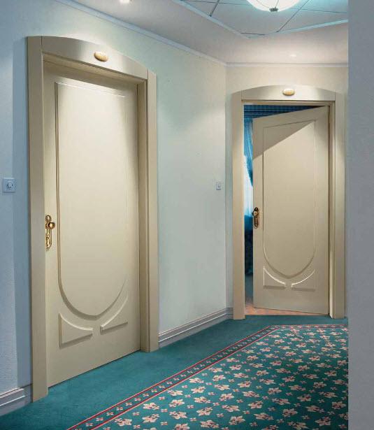 Отельные двери итальянские-Cocif