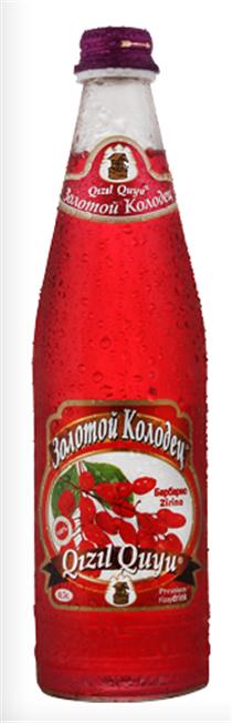 Лимонад барбарис Qızıl Quyu