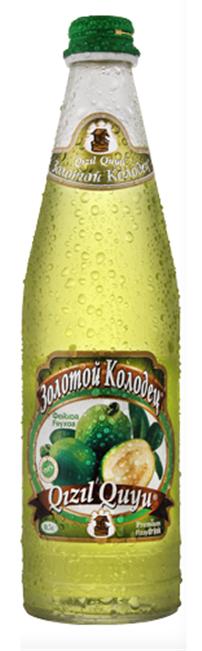 Лимонад фейхоа Qızıl Quyu