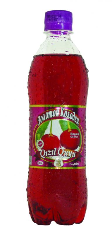 Напиток вишня Qızıl Quyu