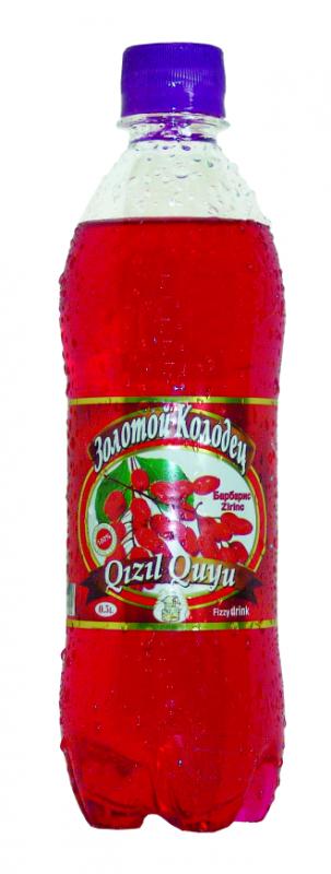 Напиток барбарис Qızıl Quyu