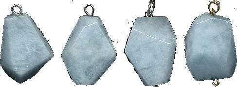 Buy Pendulums for a biolocation from a golden eye of a salamander and agate