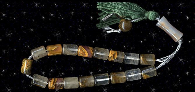 Buy Beads from the Brazilian rock crystal cylinders