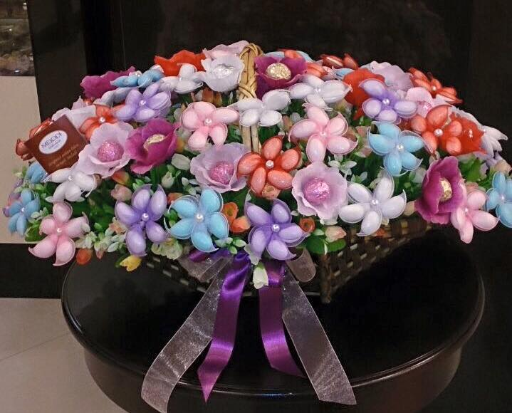 Buy Bouquets from candies
