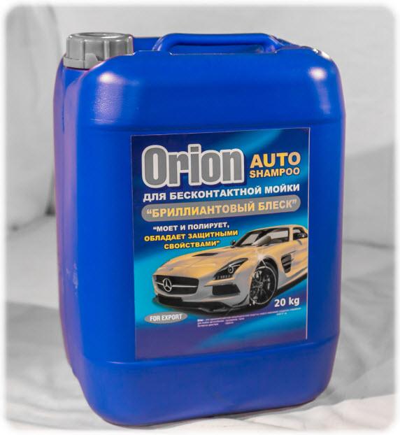 Автошампунь для бесконтактной мойки Orion