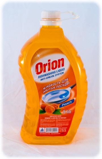 Qabyuyucu maye 5 litr Orion