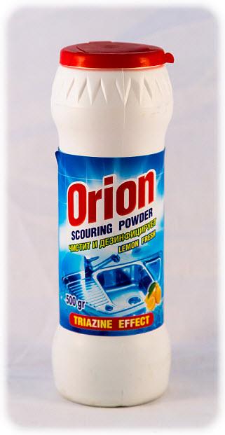 Чистящий порошок для кухни Orion 500 гр