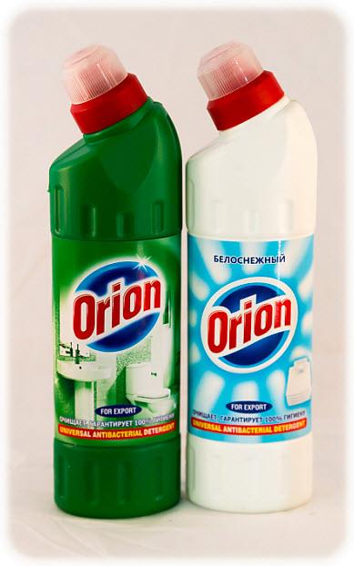 Универсальное чистящие средства ORION