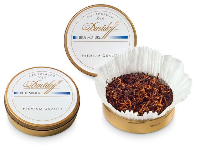 Купить Трубочный табак Davidoff Blue Mixture 434-9920