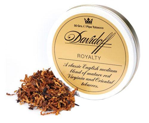 Купить Трубочный табак Davidoff Royalty