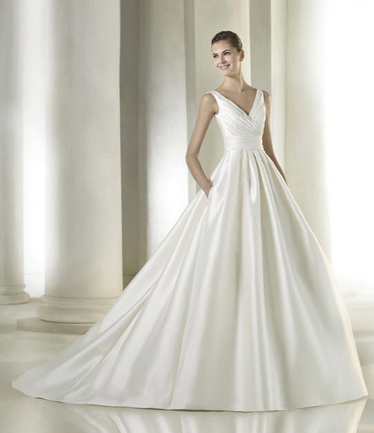 Italian wedding dresses buy in Baku