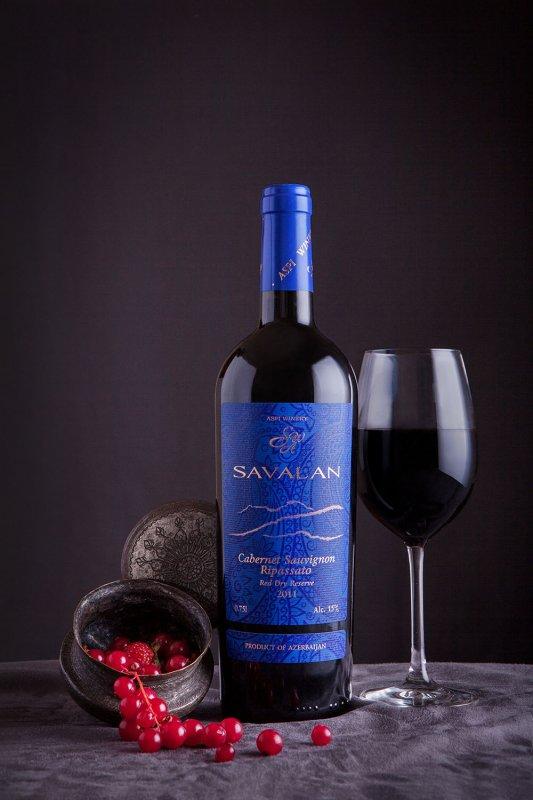 Вино Каберне Совиньон красное сухое