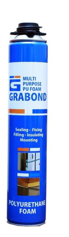 Купить Grabond Multi Purpose PU Foam 750ml/840gr