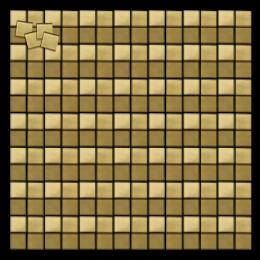 Золотая мозаика - Gold Mosaic flat 200 pieces.