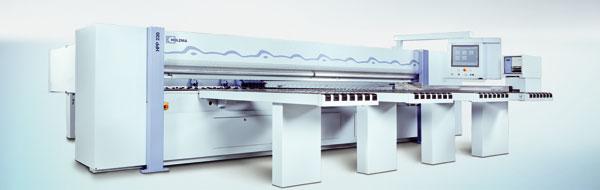 Раскроечный центр с ЧПУ HOLZMA HPP 230