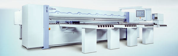Раскроечный центр с ЧПУ HOLZMA HPP 250