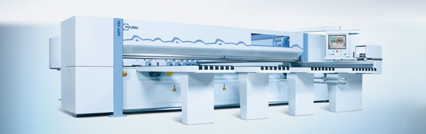 Раскроечный центр с ЧПУ HOLZMA HPP 300 / HOLZMA HPP 300 profiLine