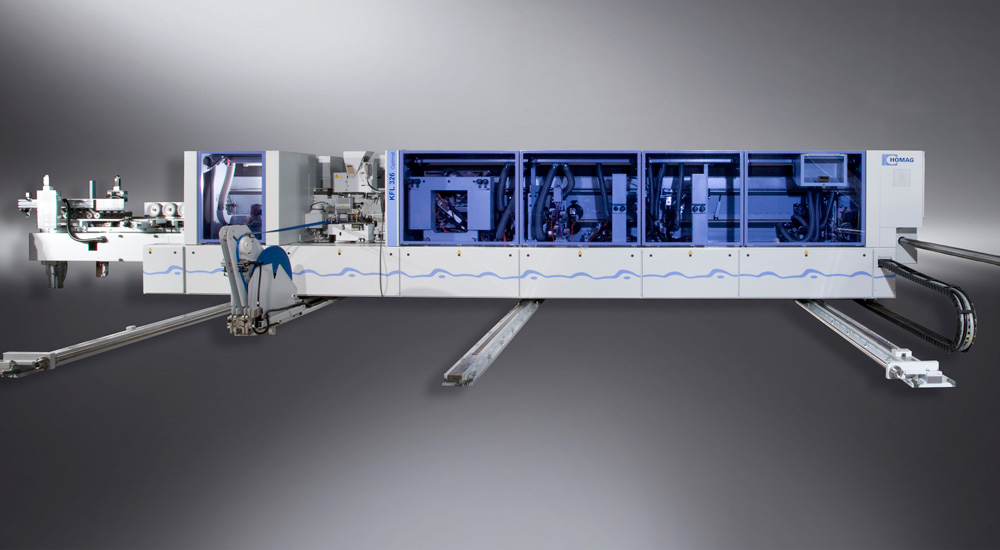 Кромкооблицовочные станки для экономичного производства KFL 320